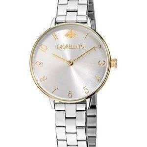 Morellato Ninfa Silver Dial Quartz R0153141503 Womens Watch
