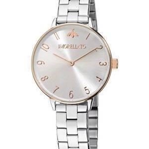 Morellato Ninfa Silver Dial Quartz R0153141504 Womens Watch