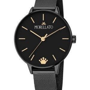 Morellato Ninfa Black Dial Quartz R0153141541 Womens Watch