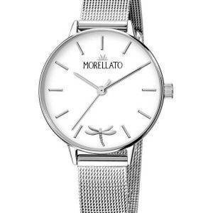 Morellato Ninfa White Dial Quartz R0153141544 Womens Watch