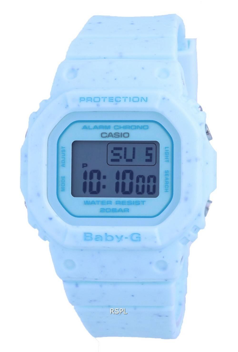 Casio Baby-G Digital Resin BGD-560CR-2 BGD560CR-2 200M Womens Watch