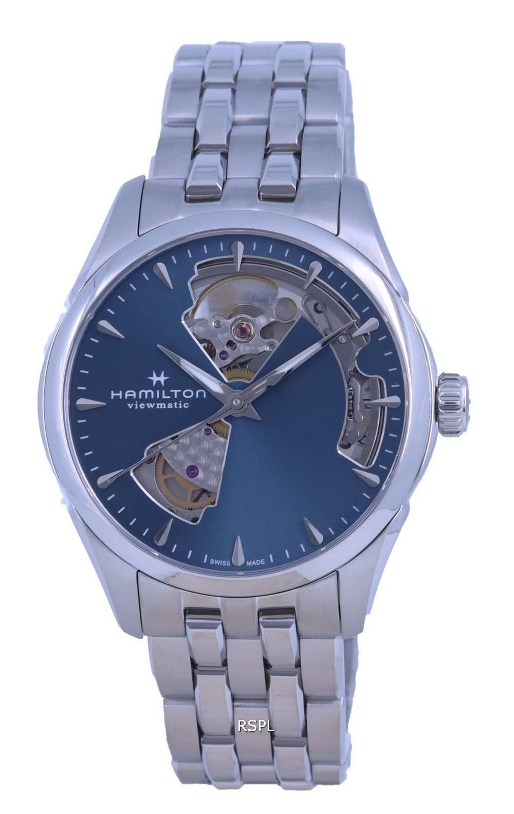Hamilton Jazzmaster Open Heart Automatic H32215140 Womens Watch