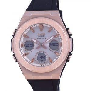 Casio Baby-G G-MS Analog Digital Tough Solar MSG-S600G-1A MSGS600G-1 100M Womens Watch
