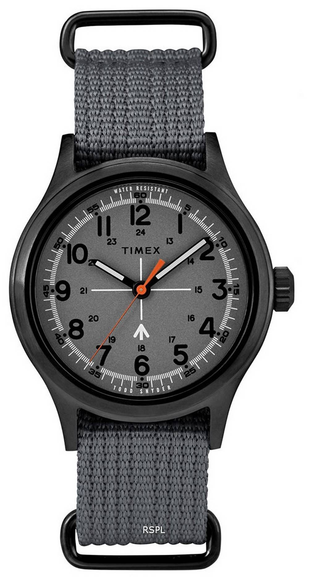 Timex X Todd Snyder Military Inspired Quartz TWG017700 Mens Watch